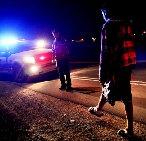 Minneapolis DWI Field Sobriety Test