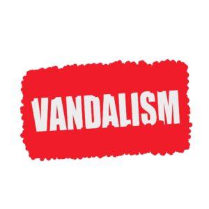 Vandalism in Minnesota