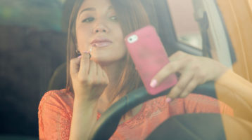 More Than 1,000 Drivers Ticketed During Distracted Driving Crackdown