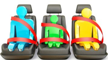 Seat Belt Violations in Minnesota – What You Should Know