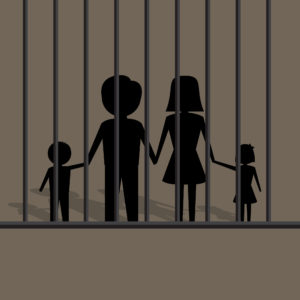 parents crime genes