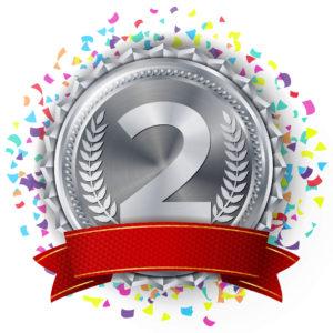 second place blog