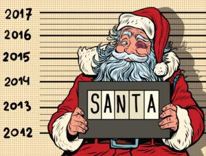 holiday crime