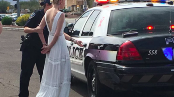 Bride-To-Be Earns DUI On The Way To Her Wedding