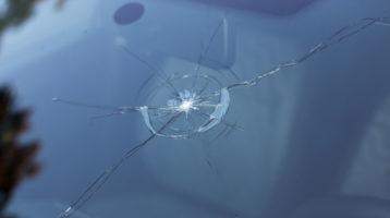 cracked windshield mn